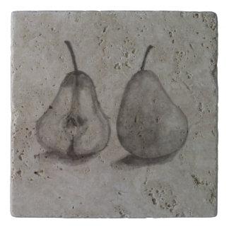 Pear Trivet