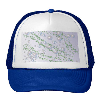 pearl and clover Hat