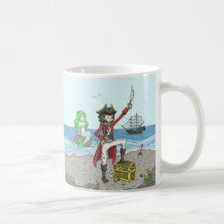 Pearl and the Pirate Mug 1