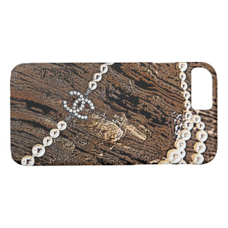 Pearl Apple iPhone 8/7, Barely There Phone Case