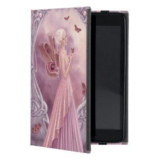 Pearl Birthstone Fairy iPad Mini Case