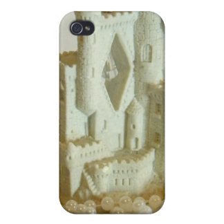 Pearl Castle iPhone 4/4S Covers