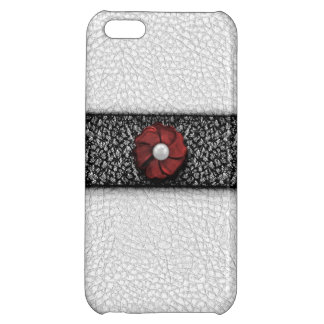 Pearl Flower and Lace iPhone 5C Case