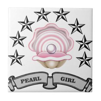 pearl girl yeah tile