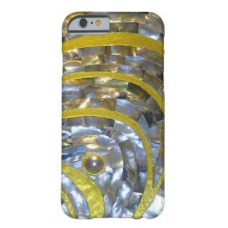 Pearl/gold design slim lightweight iPhone 6 case Barely There iPhone 6 Case
