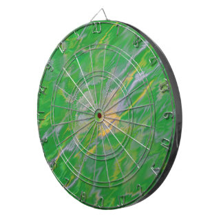 Pearl Green Regulation Sized Dart Board