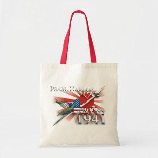 Pearl Habor 7th Dec 1941 Budget Tote Bag
