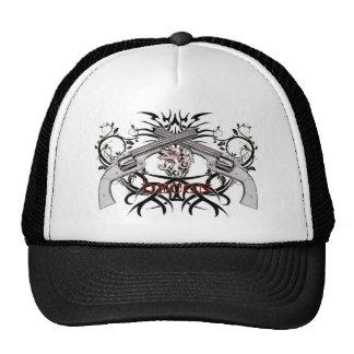 Pearl Handles trucker hat, DE'CON Trucker Hat