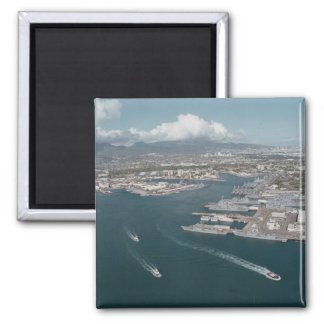 Pearl Harbor Hawaii Magnet