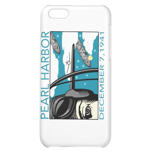 Pearl Harbor iPhone 5C Covers