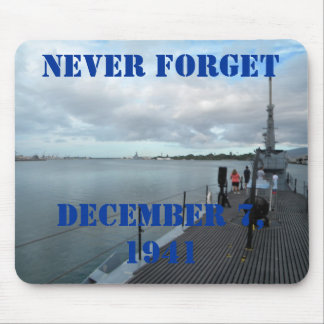 Pearl Harbor Mouse Pad