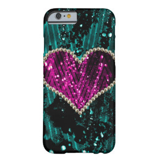 Pearl Heart Barely There iPhone 6 Case