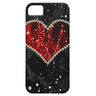 Pearl Heart iPhone 5 Cover