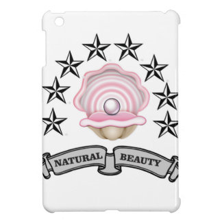 pearl natural beauty iPad mini cover
