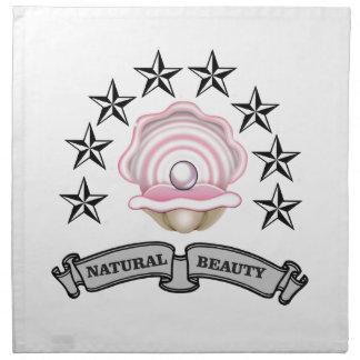pearl natural beauty napkin