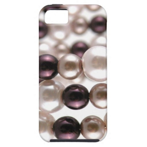 Pearl Obsession iPhone 5 Covers