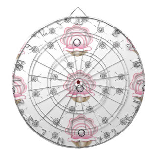 pearl perfect art dartboard