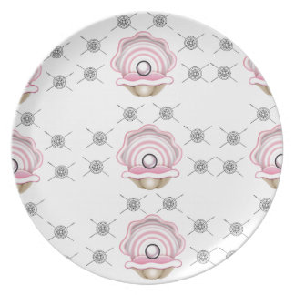 pearl perfect art plate