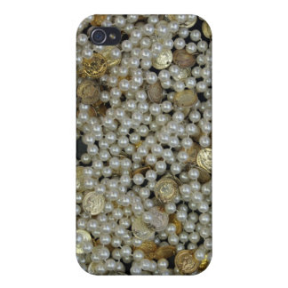 Pearls Covers For iPhone 4