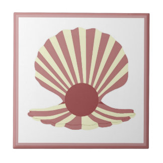 Pearly Shell Tile