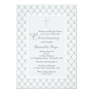 Pearly White Invitation
