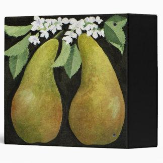 Pears 2013 vinyl binder