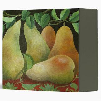 Pears 2014 binders