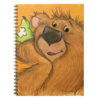 Pears and Bear / Notebook
