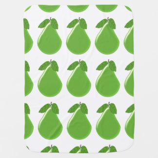 Pears Baby Blanket