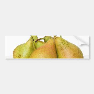 Pears Bumper Sticker