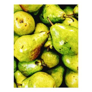 Pears Letterhead