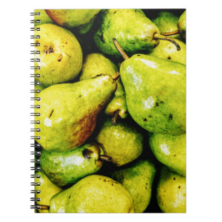 Pears Notebooks