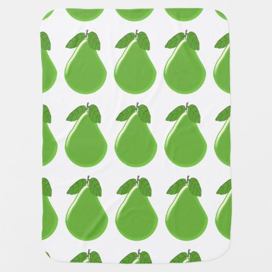 Pears Receiving Blanket