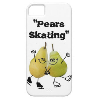 Pears Skating Iphone Cover