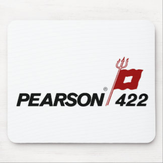Pearson 422 mouse pad