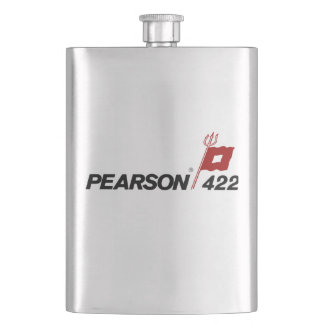 Pearson 422 Stainless Steel Flask
