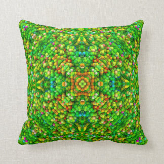 Peas Be With You Pillow