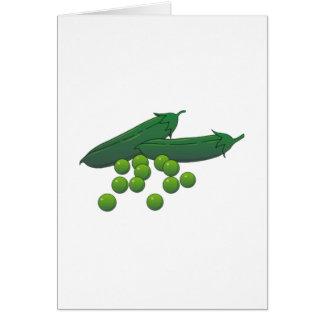 Peas Card