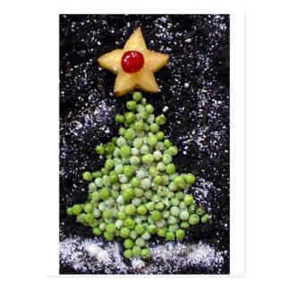 """""""Peas On Earth"""" Post Card"""