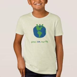 Peas on Earth Tee Shirt
