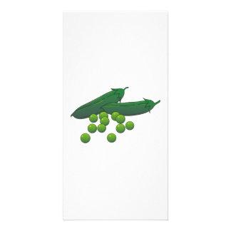 Peas Photo Cards