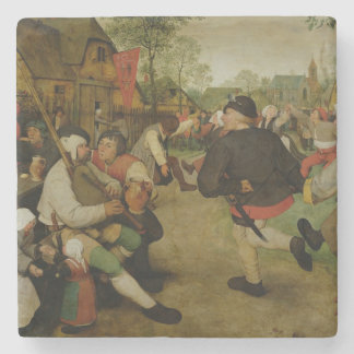 Peasant Dance,  1568 Stone Coaster