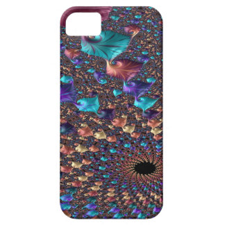 Peasant Decomposing Nature Fractal Design iPhone 5 Cover