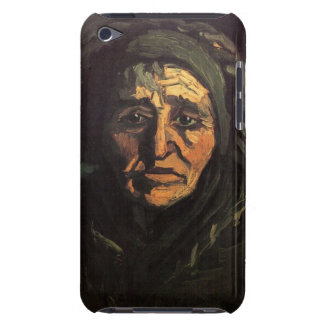 Peasant Woman with a Greenish Lace Cap by van Gogh Case-Mate iPod Touch Case