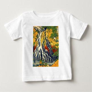 Peasants and Waterfall Baby T-Shirt