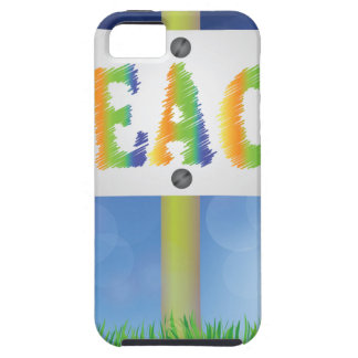 pease banner iPhone 5 cover