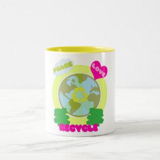 PEAVE LOVE RECYCLE Mug