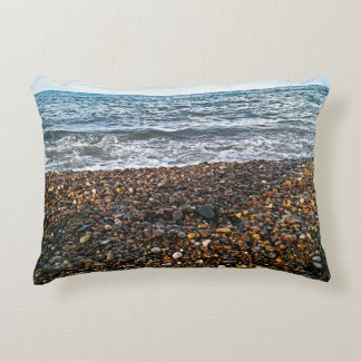 pebble beach decorative pillow