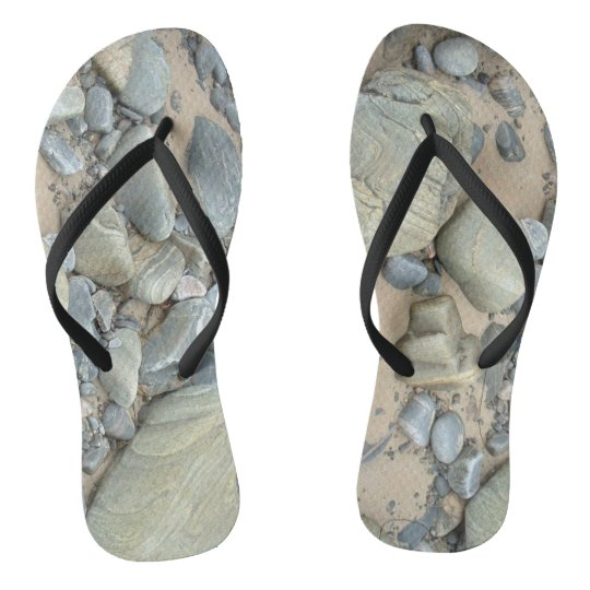 Pebble Beach Flip Flops