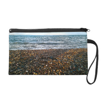 pebble beach wristlet